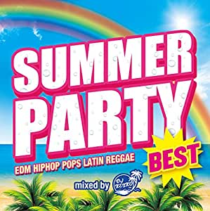 SUMMER PARTY BEST mixed by DJ KEIKO