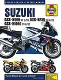 Suzuki GSX-R600 '01 to '03, GSX-R750 '00 to '03 & GSX-R1000 '01 to '02 (Haynes Service & Repair Manual)