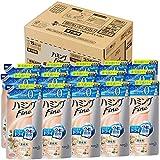 【ケース販売】ハミングファイン 柔軟剤 ヨーロピアンジャスミンソープの香り 詰替用 480ml×15個