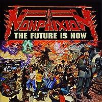 THE FUTURE IS NOW (ザ・フューチャー・イズ・ナウ) (直輸入盤帯付国内仕様)