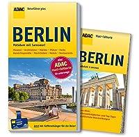 ADAC Reisefuehrer plus Berlin: mit Maxi-Faltkarte zum Herausnehmen