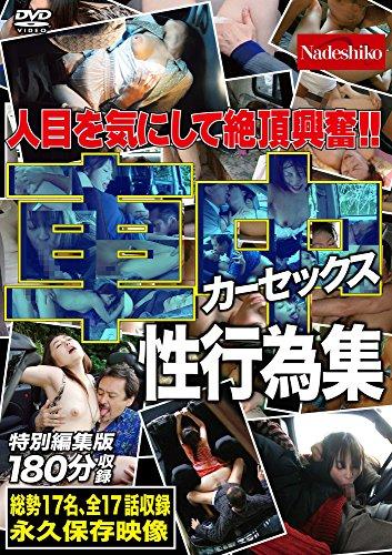 人目を気にして絶頂興奮!!車中性行為集(カーセックス) / Nadeshiko(ナデシコ) [DVD] -