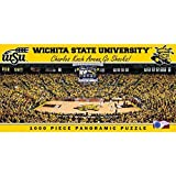 MasterpiecesパノラマNCAA Wichita Stateバスケットボールパズル( 1000Piece ) byマスターピース