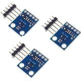HiLetgo 3個セット BH1750FVI BH1750 GY-302 3V-5V デジタル 光量センサモジュール AVR Arduinoに対応 [並行輸入品]