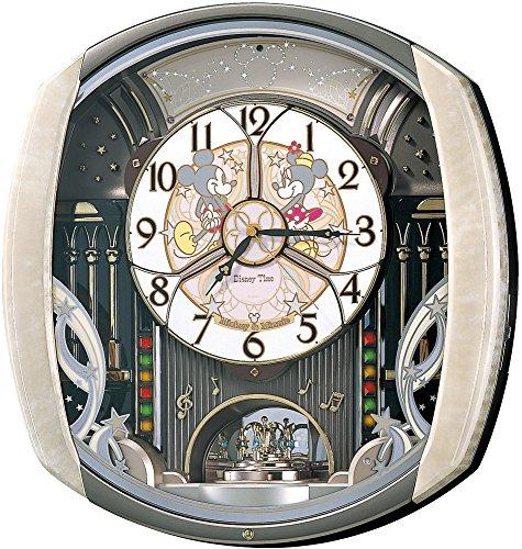 セイコー 電波掛時計 FW563A