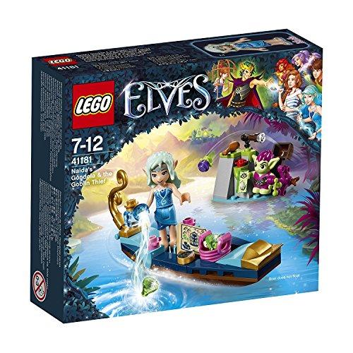 レゴ(LEGO) エルフ ナイーダのゴンドラ 41181