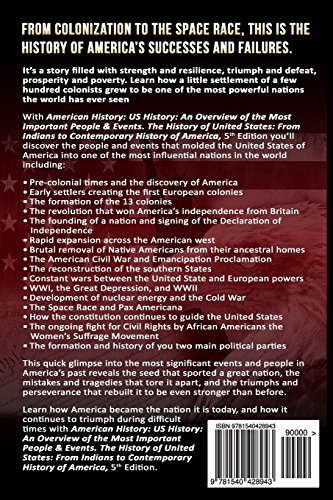 changing the status quo of american history textbooks in the peoples history of the united states by The prisons in the united states had long been an extreme reflection of the american system itself: the stark life differences between rich and poor, the racism, the use of victims against one another, the lack of resources of the underclass to speak out, the endless reforms that changed little.