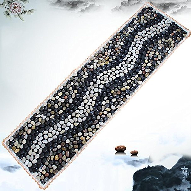 アンソロジー世界記録のギネスブック納税者フットマッサージ ヘルスロード 健康足つぼマット 足ツボ 刺激 模造石畳の歩道室内運動