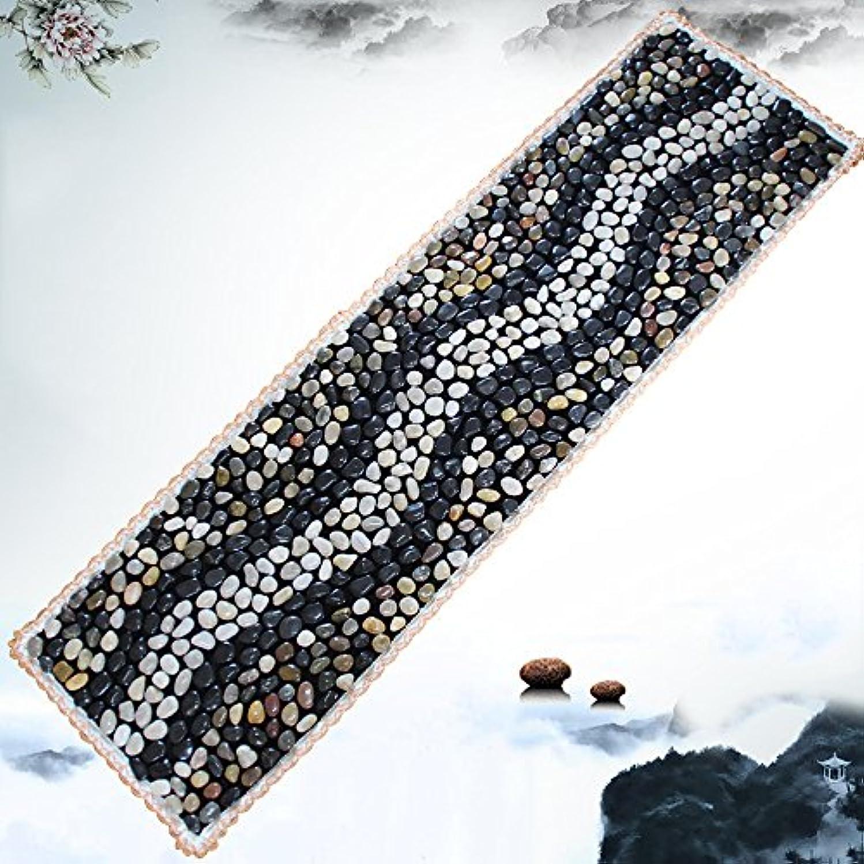 波紋先見の明誕生フットマッサージ ヘルスロード 健康足つぼマット 足ツボ 刺激 模造石畳の歩道室内運動