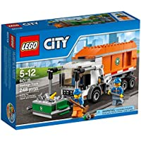 レゴ (LEGO) シティ ゴミ収集車 60118