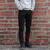 (スワーブ)SWRVE Codura Denim Pants Skinny Black 32サイズ