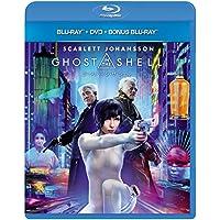 ゴースト・イン・ザ・シェル ブルーレイ+DVD+ボーナスブルーレイセット