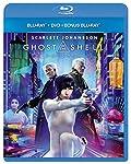 ゴースト・イン・ザ・シェル ブルーレイ+DVD+ボーナスブルーレイセット [Blu-ray]
