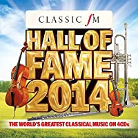 Classic FM Hall Of Fame 2014 by Various Artists