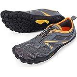 ALEADER Men's Minimalist Trail Running Shoes Barefoot | Wide Toe | Zero Drop