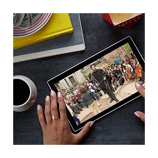Fire HD 10 タブレット 32GB、ブ...の紹介画像4