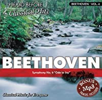 Beethoven [vol. 4]: Symphony No. 9 Ode to Joy【CD】 [並行輸入品]