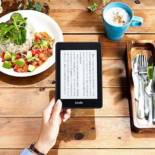 『Kindle Paperwhite 防水機能搭載 Wi-Fi 32GB 電子書籍リーダー』の5枚目の画像