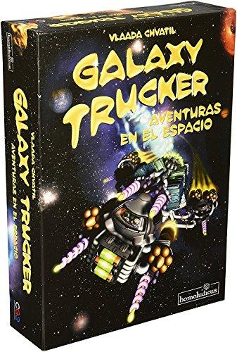 ギャラクシートラッカー (Galaxy Trucker) [並行輸入品] ボードゲーム