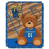 "Kentucky Wildcats Basketball Baby Blanket - 36"" x 46"" by Northwest [並行輸入品]"