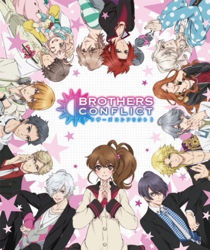 BROTHERS CONFLICT 第5巻(初回限定版) [Blu-ray] /