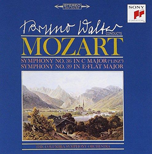 モーツァルト : 交響曲第36番「リンツ」&第39番...