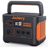 Jackery ポータブル電源1000 発電機 ポータブルバッテリー 大容量 278400mAh/1002Wh 家庭用 アウトドア用 バックアップ電源 PSE認証済 純正弦波 MPPT制御方式採用 AC(1000W 瞬間最大 2000W)/DC/US