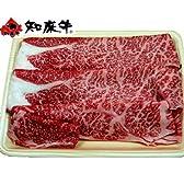 北海道 知床牛 肩ロース すき焼き 500g