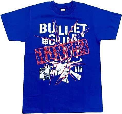 [YOSHITATSU] BULLET CLUB HUNTER Tシャツ