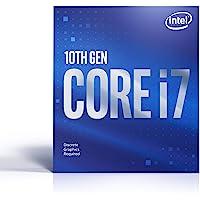 INTEL CPU Core i7-10700F 2.9 GHz 8コア LGA 1200プロセッサー BX807011…