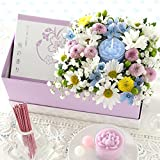 BunBunBee 供花セットボックス「花ごころ~パステル~」