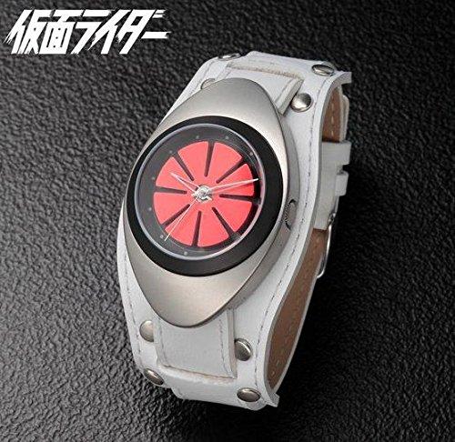 仮面ライダー1号 変身ベルト型腕時計 ホワイト プレミアムバンダイ