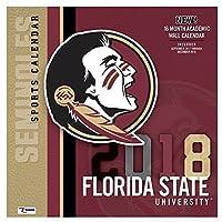 2018 Florida State Seminoles Wall Calendar [並行輸入品]