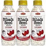 アシストバルール Bihada Seed Drink (ビハダシードドリンク) ライチ 200ml×3本