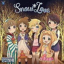 【早期購入特典あり】THE IDOLM@STER CINDERELLA GIRLS LITTLE STARS! Snow*Love(ジャケット絵柄ステッカー付)