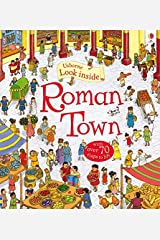 Look Inside Roman Town Hardcover