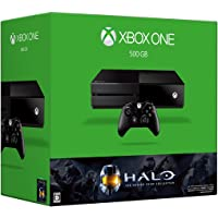 Xbox One 500GB (Halo: The Master Chief Collection 同梱版) 5C6-0…