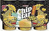 【東海地区限定】チップスターS手羽先甘辛醤油味 3個セット  (50g×3個)