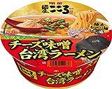 明星 麺屋こころ監修 チーズ味噌台湾ラーメン大盛  124g×12個