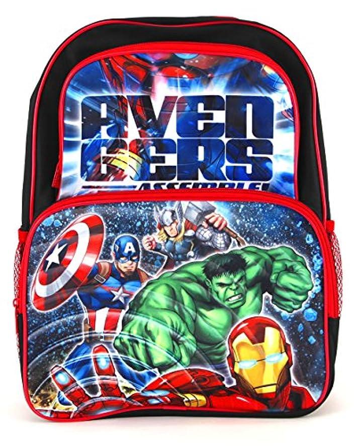 騒々しい文コンパイルMarvel(マーベル)Avengers Assemble(アベンジャーズ)Cargo Backpack(バックパック?リュック) [並行輸入品]