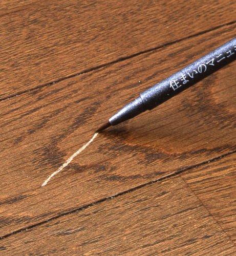 『住まいのマニキュア ブリスターパック ブラック 筆ペンタイプ MB-15』の4枚目の画像