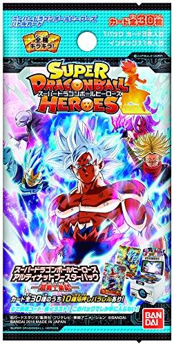BANDAI Super Dragon Ball Heroes Ultimate booster pack super warrior gathered BOX