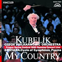 Smetana: My Country by Rafael Kubelik (2010-08-18)