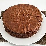 【冷凍】 業務用 五洋食品 スポンジケーキ チョコ 420g (7号) 冷凍 スイーツ チョコレートスポンジケーキ