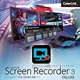 Screen Recorder 3 Deluxe|ダウンロード版