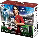 PLAYSTATION 3 (80GB) ウイニングイレブン x UEFA Champions League アニバーサリーBOX (クリアブラック) 【メーカー生産終了】/