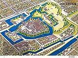 ワイド&パノラマ 鳥瞰・復元イラスト 日本の城 画像