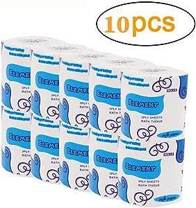 [朝の光] トイレットペーパー 10ロール 業務用 家庭用 トイレットペーパー ソフト 肌に優しい