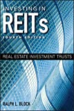 Cover of Investing in REITs: Real Estate Investment Trusts (Bloomberg Book 141)