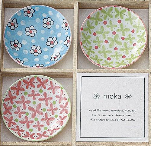 M-MODE moka プレート 8枚セット (木箱入) 04250
